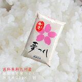 無洗米 2kg 九州産 米 送料無料 九州・福岡県民米「夢つくし」 2kg1個令和2年産 2020年産