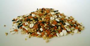【雑穀米】九州産十穀スティック入り計量いらずの25g×6入原料すべて九州産です。