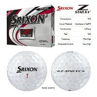 ゴルフボールSRIXONスリクソンZ-STARXV6USAモデル1ダース12個入ホワイト_4907913167218_91