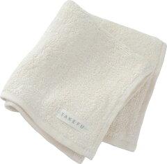 竹布のタオル