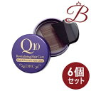 【×6個】DHC Q10 クイック白髪かくし (ブラック) 4.5g