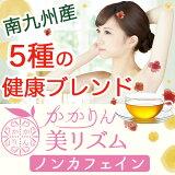 【国産 南九州産】特選ブレンド茶 美リズム ティーバッグ2g×20包