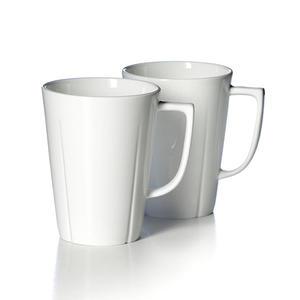 無地 陶器 マグカップROSENDAHL ローゼンダール社 コペンハーゲン Grand Cru Mug, 2 pcs.グラン...