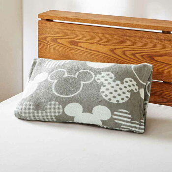 【Disney】ディズニーのびのび枕カバー「ピンク」約43×63cm用寝具布団ベッドピローピローケースbedファブリック