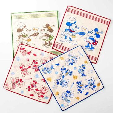 【Disney】ディズニー 抗菌防臭加工のキッチンクロスセット 8枚セット キッチン 調理 用具 グッズ 用品 ふきん おしぼり 布巾