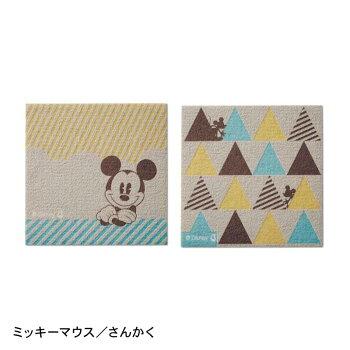 【Disney】ディズニーピタッと吸着タイルマット「ミニーマウス」