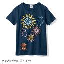【Disney】ディズニー プリントTシャツ(レディース) 「チップ&...