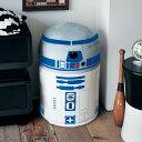 【STAR WARS】スター・ウォーズ ぬいぐるみになる布団収納袋/R2−D2 ◇ 家具 収納 クローゼット 押入 布団 収納 ラック ◇ - ベルメゾン/Disney Fantasy Shop