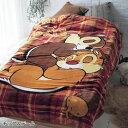 【Disney】ディズニー なめらかマイクロファイバー毛布 ...