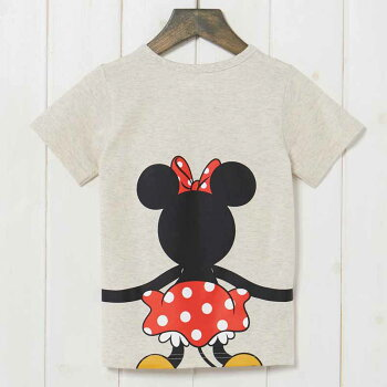 【エントリーでポイント10倍!8/91:59まで】【Disney】ディズニーつながるプリントTシャツ(キッズ)「スティッチ(ネイビー)」90100110120130140子供服子供服子供用品男の子女の子子供用Tシャツ半袖長