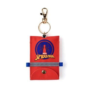 【Marvel】マーベル 10柄から選べるランドセルキーケースホルダー 「スパイダーマン」 ◇ 子供 子ども キッズ こども 小学校 小学生 通学 通園 バッグ 通園 通学 用品 レッスン ◇