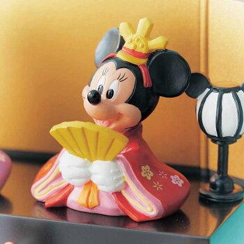 【Disney】ディズニーおひな様三段飾り