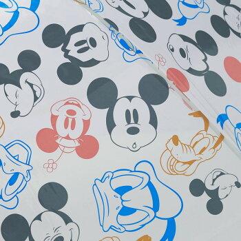 【Disney】ディズニービニール傘「アリエル」◆アリエル◆◇雨傘傘パラソルかさ女性レディース◇