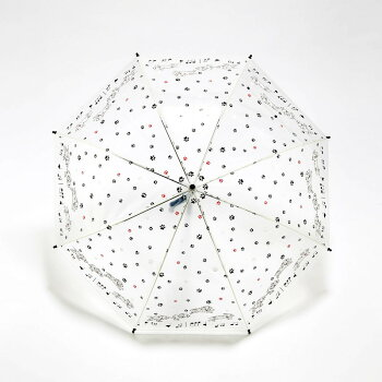 【Disney】ディズニービニール傘「アリエル」雨傘傘パラソルかさ女性レディースおしゃれかわいい