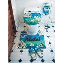 バス トイレ トイレ ハワイアン大好き ハワイアン雑貨 ハワイアンインテリア などのインテリア実例 19 06 18 23 39 55 Roomclip ルームクリップ