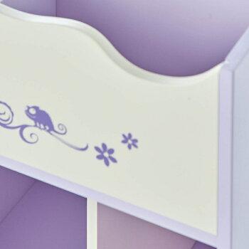 【Disney】ディズニーダイニング学習ワゴン「ラプンツェル」