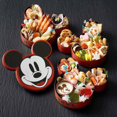 ディズニーのおせち料理で2019年を華やかにスタート♡【コラボ】