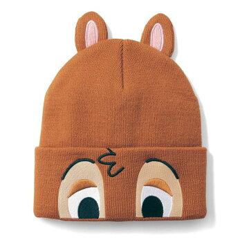 かおかおニット帽(選べるキャラクター) 「デール」 ◇ ベルメゾン 帽子 キャップ ハット 女性 レディース ◇