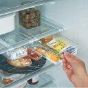 ベルメゾン 引き出し式 冷蔵庫小物収納トレー2個組 ◇ 調理 用具 グッズ 用品 シンク 水回り 水まわり 流し 収納 ◇