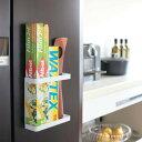 【BELLE MAISON】ベルメゾン マグネットラップホルダーカラー「ホワイト」 ◆ホワイト◆ ◇ 家具 収納 キッチン 食器 棚 ボード ◇