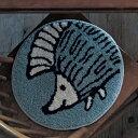 ベルメゾン チェアパッド 「ブルー」 ◇ イス チェア カバー クッション ダイニング おしゃれ リサ・ラーソン LISA LARSON ◇