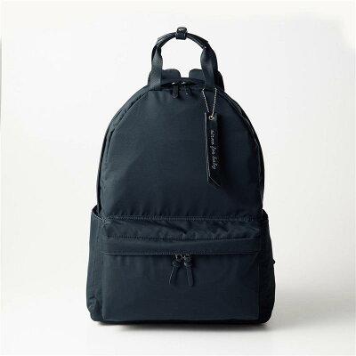 ママのための 軽量撥水素材 多機能 シンプル リュックサック 「ブラック」 ◇ マザーズバッグ ママバッグ バッグ カバン かばん リュック バック パック