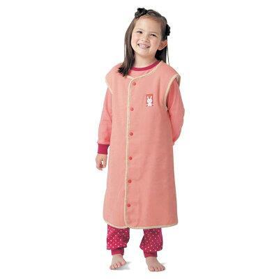 裏ボア フリース スリーパー 「ピンク」 ◆ 80~90 100~110 120~130 140~150