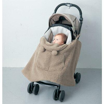 マルチに使える あったか ボア 毛布 ブランケット ◇ ベビー 新生児 男の子 女の子 ベビー 用品 ベビー ベビーカー 抱っこ紐