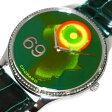 【中古】CHOPARD ショパール リビア建国40周年記念限定モデル WG/エメラルド 【自動巻】【腕時計】