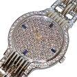 【中古】PATEK PHILLPE パテック フィリップ カラトラバ 18K ホワイトゴールド WG ダイヤモンド 3965/1 シルバー 文字盤【手巻き】【腕時計】