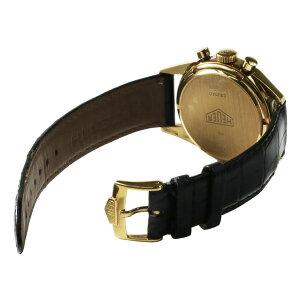 【中古】TAGHEUERタグホイヤーカレラクロノ1964年の復刻モデル18KYGCS3140【手巻き】【メンズ】【腕時計】