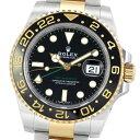 ROLEX ロレックス GMTマスターII 116713LN M番 【自動巻】【メンズ】【腕時計】【 ...