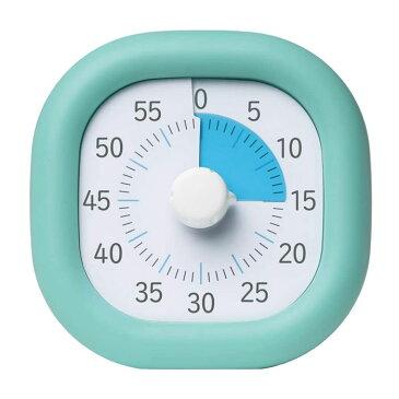 時っ感タイマー トキ・サポ 10cm 時間経過を実感 ミントブルー【LV-3062-MB】(LV3062MB)学習タイマー/ガイドブック付き sonic ソニック