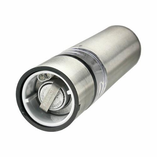 【旧ロゴ】PEUGEOT プジョー 電動ペッパーミル エリス センス ELS-SE 挽き目調節機能付 照明機能付