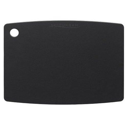 エピキュリアン カッティングボード ブラック Sサイズ