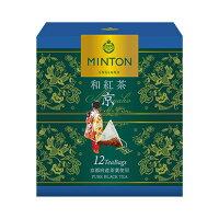 ミントンの和紅茶ティーバッグ『京都』ティーバッグ12袋入り【MINTON】【ティーバッグ】【午後の紅茶】【京】【京都府産茶葉使用】