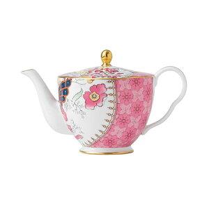 【WEDGWOOD】【ウエッジウッド】【バタフライブルーム】【紅茶用ポット】【ハーブティー】【午...