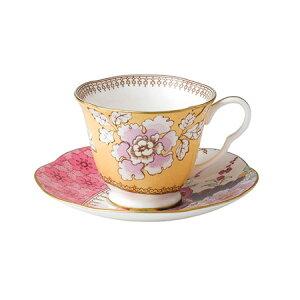 【WEDGWOOD】【ウエッジウッド】【バタフライブルーム】【碗皿】【紅茶】【コーヒー】【ハーブ...