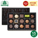 バレンタイン チョコ 2021 モロゾフ プレミアムチョコレートセレクション(P1500)16個 チョコレート C-21 【BB】