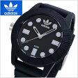アディダス オリジナルス adidas originals 腕時計 スーパースター オールブラック/ユニセックス・男女兼用 アディダス ADH3101