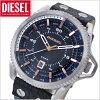 ディーゼルDIESEL腕時計ロールケージROLLCAGE/ブルーデニムディーゼルDZ1727【送料無料】