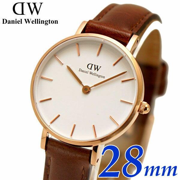 ダニエルウェリントンDanielWellington腕時計ClassicPETITE/クラシックペティットセントモーズレディース