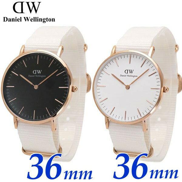 腕時計, ペアウォッチ  Daniel Wellington 2 Classic Dover 36mm DW00100310 DW00100309