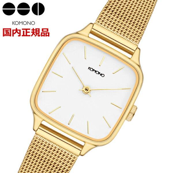 腕時計, レディース腕時計 1KOMONO KATE Royal Gold KOMONO KOM-W4254