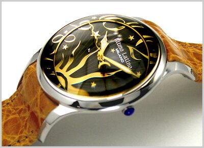 リトモラティーノRitmoLatino腕時計FINO(フィーノ)ラージサイズワニ革リトモラティーノF-12SL