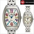 【テクノス】 TECHNOS 腕時計 レディース TSL407【送料無料】