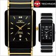 【テクノス】 TECHNOS 腕時計 メンズ セラミック&ステンレススチール製 TSM903【送料無料】