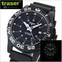 【クリーナープレゼント】traser(トレーサー) 腕時計 TYPE6 MIL-G Automatic PRO ミルスペック オートマチック プロ 自己発光システム搭載 ミリタリーウォッチ P6600.9A8.13.01