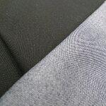 【綿/ポリエステルストレッチ生地2色】2個(1m)以上、50cm単位販売商品