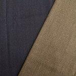 【ウールストレッチ杢調生地2色】2個(1m)以上、50cm単位販売商品